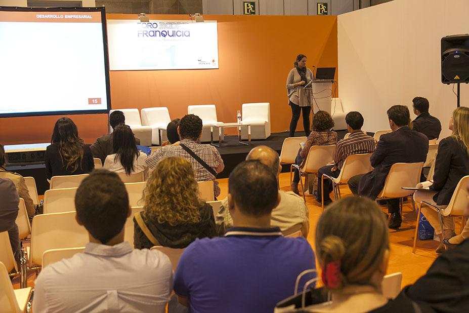 Trema organiza conferência na Expofranquicia